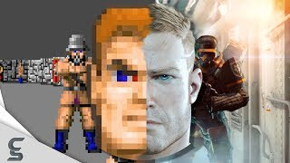 Wolfenstein was first released in 1981 and was one of the first games to revolutionize First Person Shooters. Wolfenstein also has a life span of almost 36 years, releasing over 10 plus games and counting. This  video will focus on the Evolution of Wolfenstein, in terms of Graphics, from the years 1981 – 2017 while showing you some amazing facts that you probably didn't know about. Please leave a like, share, subscribe and make sure to leave a comment down below!Track list!!Join Millions and Try Amazon Music Unlimited Free for 30 Days: http://amzn.to/2pN82OOTrack 1: https://youtu.be/7h2ePgayQV0Track 2: https://youtu.be/nMBYXAQc2ssTrack 3: https://youtu.be/JbgnTLW69tA----------------------------------------------------------------------------------------------------------------►PSN: CeSM2(case sensitive)►Xbox Live: CeSM2(case sensitive)►Like me on Facebook: ► http://goo.gl/vWU6N8►Follow me on Twitter: ► https://twitter.com/ClickSelect----------------------------------------------------------------------------------------------------------------Video Game Consoles:Super NintendoPlaystation 2Playstation 3Playstation 4Playstation 4 PROXboxXbox 360Xbox oneXbox one XPCVideo Games Used in this Video:Castle Wolfenstein(1981)Beyond Castle Wolfenstein(1984)Wolfenstein 3D(1992)Spear of Destiny(1992)Return to Castle Wolfenstein(2001)[edit]Wolfenstein(2009)Wolfenstein: The New Order(2014)Wolfenstein: The Old Blood(2015)Wolfenstein II: The New Colossus(2017)[edit]Wolfenstein II: The New ColossusWolfenstein II: The New ColossustrailerWolfenstein II: The New ColossusgameplayWolfenstein II: The New Colossus4k gameplayWolfenstein II: The New ColossuswalkthroughWolfenstein II: The New Colossuseaster eggsWolfensteinThe history of WolfensteinThe Evolution of WolfensteinPlaythroughPart 1Easter eggsTheme SongSeriesEnding