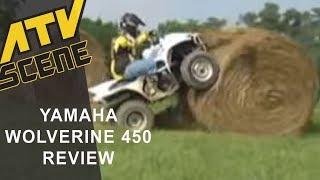 1. Yamaha Wolverine 450 4x4 Durability Test