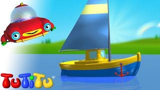 TuTiTu قارب
