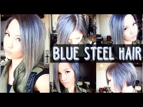 how to dye steel
