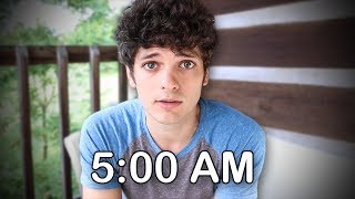 Video Waking up at 5AM is changing my life MP3, 3GP, MP4, WEBM, AVI, FLV Agustus 2018