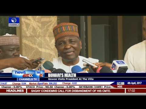 Buhari's Health: Gowon Visits President At The Villa