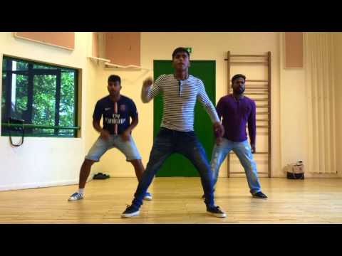 Poochandi Tamil Dance by Bollywood Express (видео)