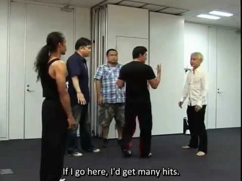 [ENG SUB] Iko Uwais teaches silat [The Raid]
