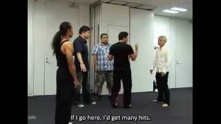 Video [ENG SUB] Iko Uwais teaches silat [The Raid] MP3, 3GP, MP4, WEBM, AVI, FLV Oktober 2018