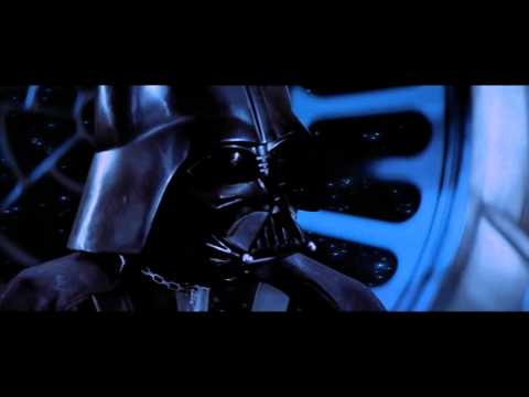 Darth Vader's 'Nooo!' In Star Wars: Episode VI - Return Of The Jedi (Supposed Blu-Ray Clip)
