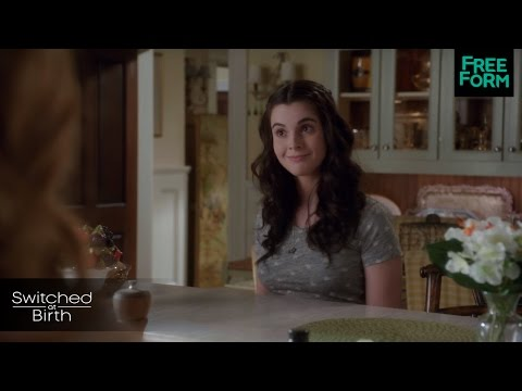 Switched at Birth 3.21 (Clip 'Moving in with Emmett')