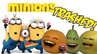 Nonton Annoying Orange   Minions Trailer Trashed  Film Subtitle Indonesia Streaming Movie Download