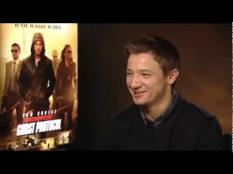 moviesireland - Star of The Avengers, The Bourne Legacy, Hansel and Gretel Witch Hunters & Mission Impossible 4 Ghost Protocol talks to Paul Byrne for http://www.movies.ie J...