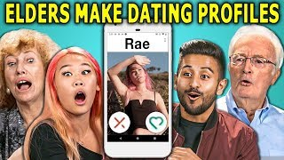 Video College Kids React To Their Dating Profiles Made By Senior Citizens MP3, 3GP, MP4, WEBM, AVI, FLV Juni 2019