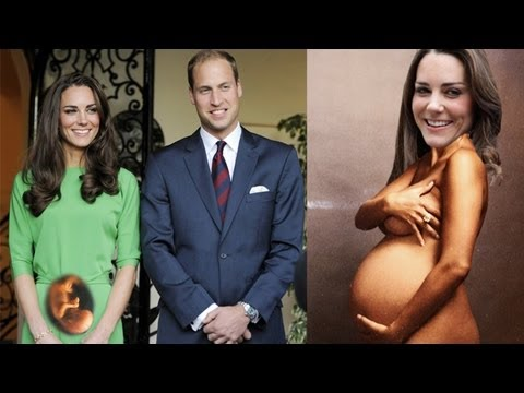 Kate Middleton pregnant!?!? A.K.A the Announcement of 2012!