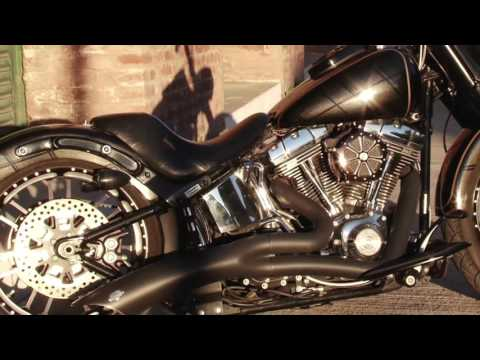 Harley Davidson Fat Boy 2008