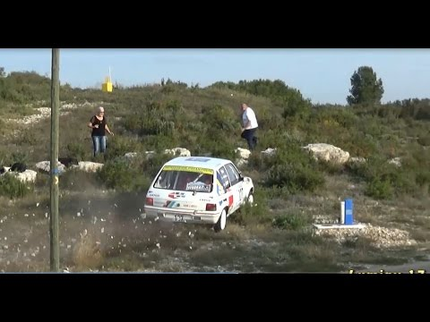 Rallye Mistral 2014 Crash and Show