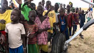 South Sudan - Thank you