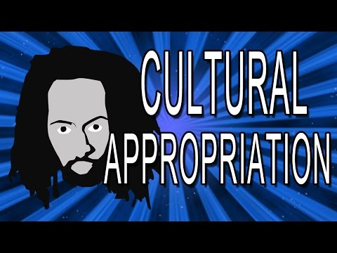 "Hits the nail on the head for this whole ""cultural appropriation"" issue"