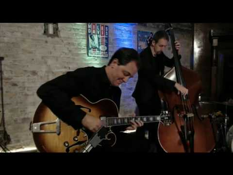 Andy Brown Trio at the Whiskey Lounge