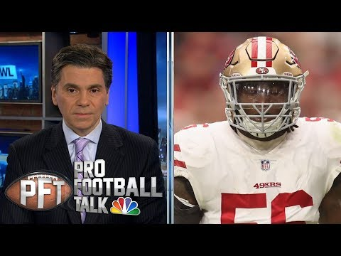 Video: Mistake for Redskins to claim Foster after domestic violence arrest | Pro Football Talk | NBC Sports