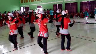 Juara 1 Senam Rekreasi Perwosi Kab Blitar Tahun 2017