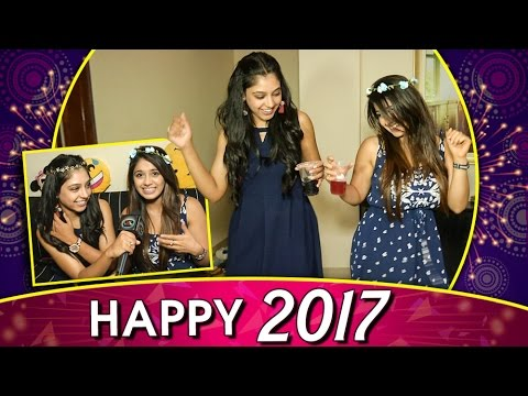 Niti Taylor & Chandni's FUN INTERVIEW | New Year C