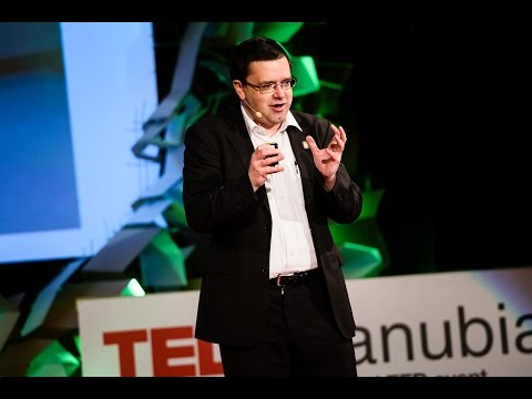 Az űr demokratizálódása / Space democracy - László Kiss - TEDxDanubia
