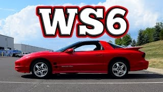 2. Regular Car Reviews: 2001 Pontiac Trans Am Firebird WS6