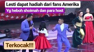 Video Lesti kasih contoh bernyanyi !!!  Seketika LESTI dapat hadiah dari fans amerika! Amazing MP3, 3GP, MP4, WEBM, AVI, FLV April 2019