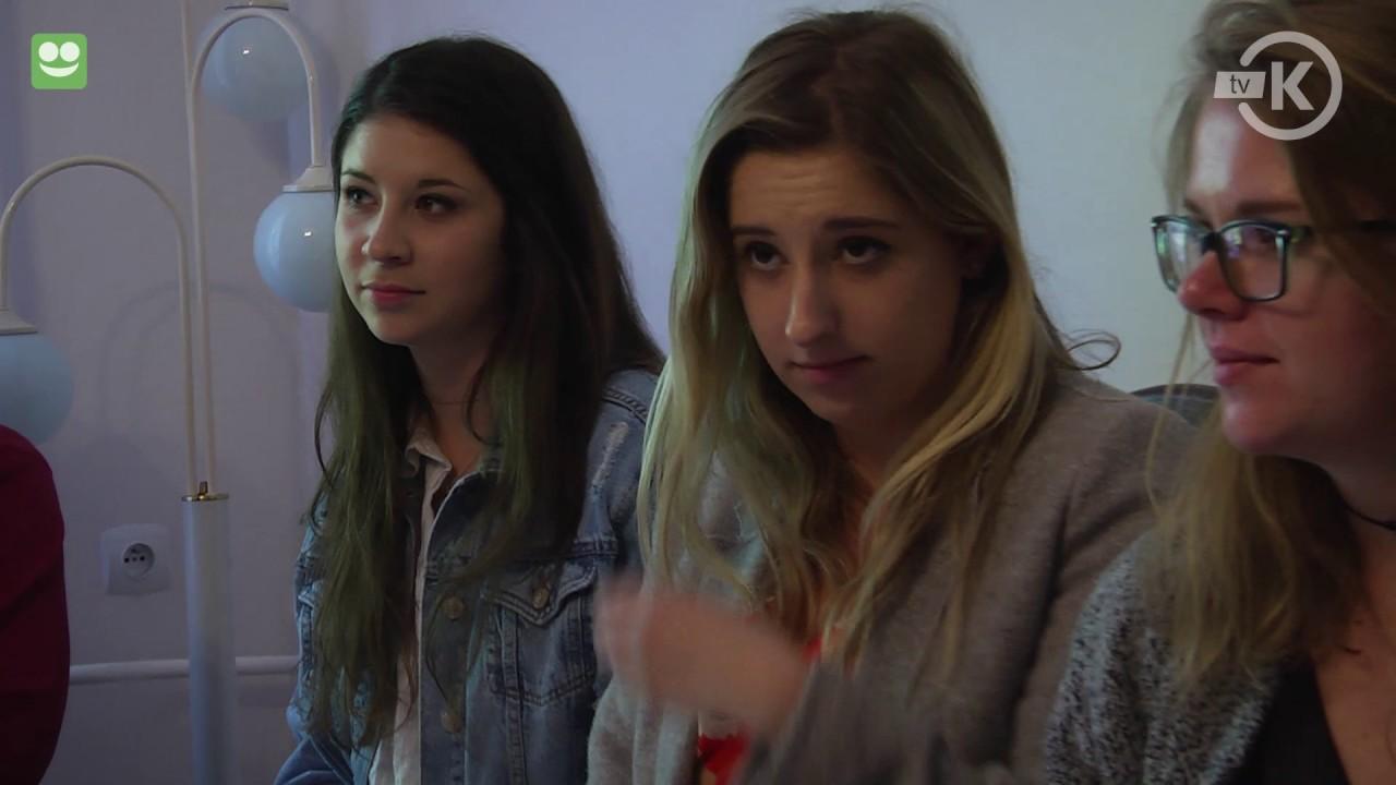 Wizyta studentów z USA w Kole