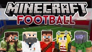 Minecraft   HERMIT FOOTBALL!!   Hypixel Football Minigame