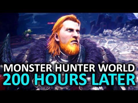 Monster Hunter World - 200 Hours Later... (No Spoilers)