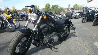 10. 2011 Harley Davidson Sportster Forty-Eight For Sale