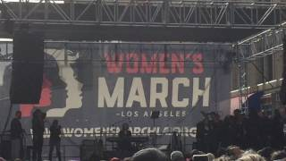 Regina Spektor – Blowin' In The Wind (Live at Women's March of LA 2017)
