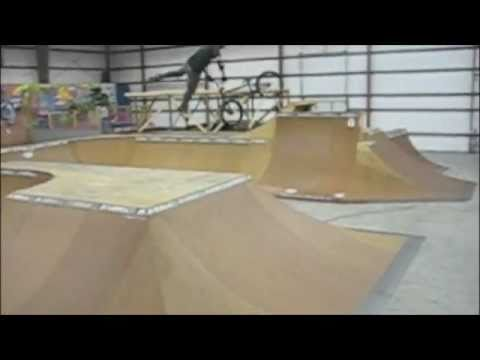 Mike Spinner BUH na BMX