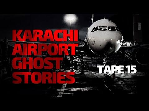 KARACHI AIRPORT GHOST STORIES   HORROR SHOW   TAPE 15   URDU
