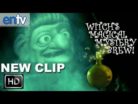 "Brave ""Witches Brew"" Official Clip [HD]: Transform Your Life With ""Witches' Magical Mysery Brew"""