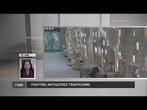 Η μάχη ενάντια στην παράνομη διακίνηση πολιτιστικών αγαθών – utalk
