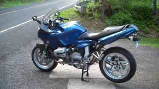9. 2004 BMW R1100S CRUISIN' ON EBAY