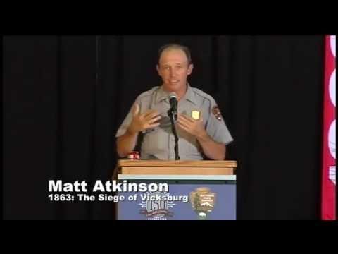 Sacred Trust Talks 2013 - Matt Atkinson
