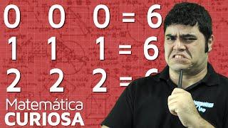 Video Você Consegue Resolver o Desafio do 6? | Matemática Rio MP3, 3GP, MP4, WEBM, AVI, FLV November 2017