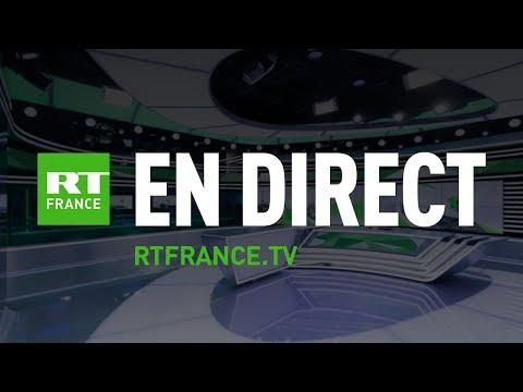 Live-TV: Russland - RT France en direct (Russia Today ...