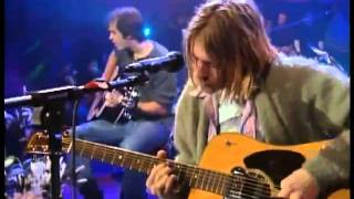Nirvana   Come As You Are (unplugged) HD Video