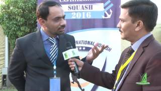Chief of the Naval Staff International Squash Championship