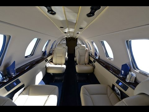 Fly a Business Jet for 180 Euros? Yes you can! (видео)
