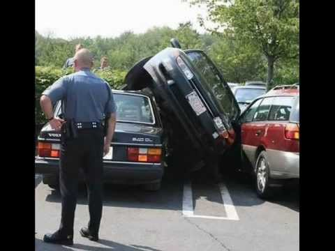 parcheggi ai limiti dell'assurdo!