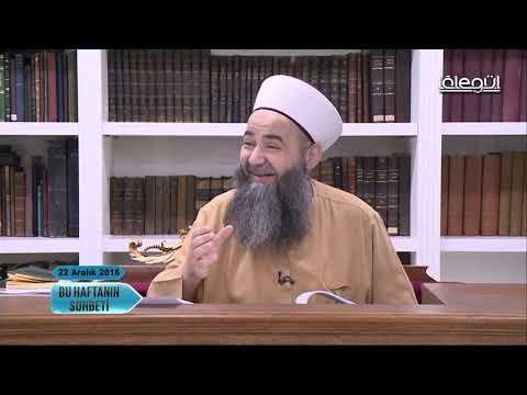 22 Aralık 2016 Tarihli Bu Haftanın Sohbeti - Cübbeli Ahmet Hocaefendi Lâlegül TV