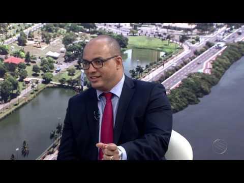 Transparência das contas dos municípios sergipanos tema de entrevista