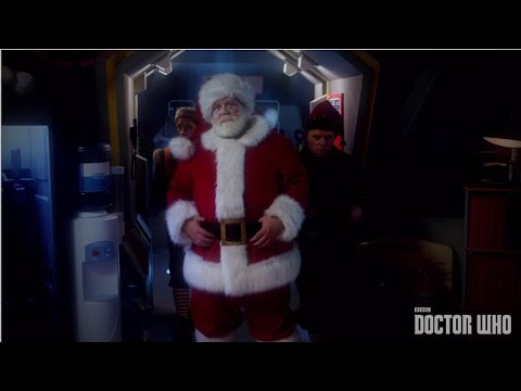 Enjoy Every Doctor Who: Last Christmas Trailer Right Here