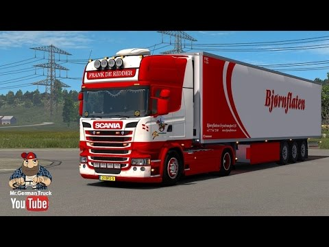 Scania R480 Frank De ridder Nikola Edit v2.0