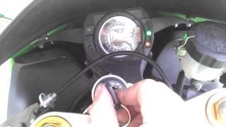 5. 2006 zx6rr Kawasaki