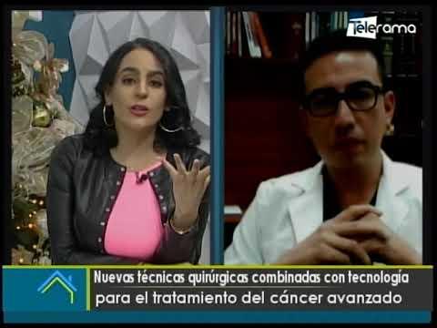 Nuevas técnicas quirúrgicas combinadas con tecnología para el tratamiento del cáncer avanzado