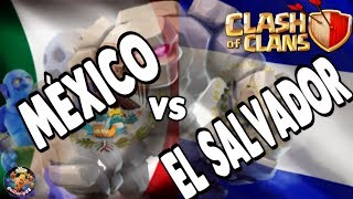 Preparación rumbo al mundial de Clash of clans.